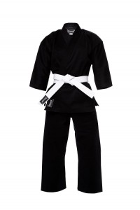Kimono do Karate 8 OZ Evolution czarny