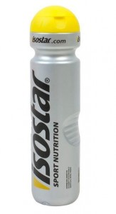 Bidon flip-top Isostar 1000 ml